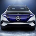 Generation EQ: Mercedes stellt Elektro-SUV mit 500 km Reichweite vor