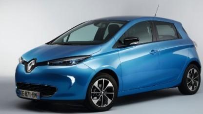 Renault Zoe: Elektroautos werden zu einem wichtigen Faktor für Renault.