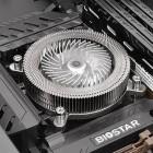 Thermaltake Engine 27: Bei diesem CPU-Kühler ist der Lüfter der Kühlkörper