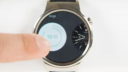 Android Wear 2.0 soll Anfang Februar erscheinen.