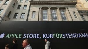 Apple Store in Berlin