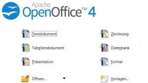 Apache denkt über die Einstellung von Openoffice nach.