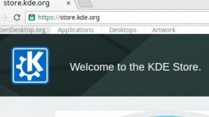 Opendesktop.org hat einen ideellen Nachfolger bekommen.