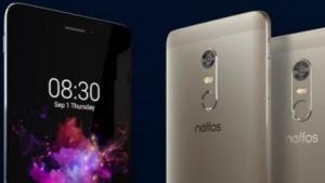 Neffos X1 ist für das vierte Quartal geplant.