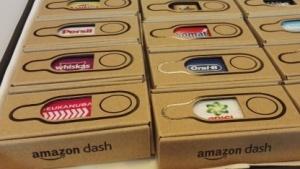Amazons Dash-Button wird heftig kritisiert.