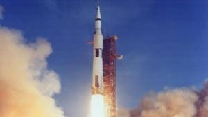 Start der Apollo-11-Mission (Symbolbild): Vorbereitung der Mondmissionen