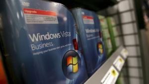 Windows Vista war bei vielen Nutzern unbeliebt. Es durfte aber vom Hersteller vorinstalliert werden.