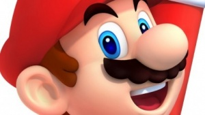 Artwork von Super-Klempner Mario