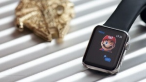 Nintendos iMessage-Mario-Sticker unter WatchOS 3.0