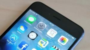 IOS 10 auf einem iPhone 6S