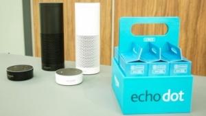 Amazons Echo und Echo Dot
