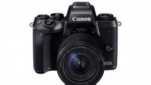 Canon EOS M5: Die Systemkamera wird den DSLRs ähnlicher.