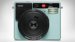 Leica Sofort: Spiegel für Selfies