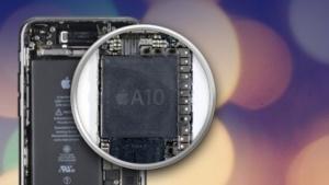 Im iPhone 7 steckt der neue A10 Fusion.
