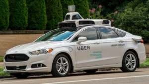 Uber testet autonome Taxis in Pittsburgh.