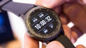 Samsungs Gear S3 erscheint im November.