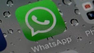 Whatsapp wird abgemahnt.