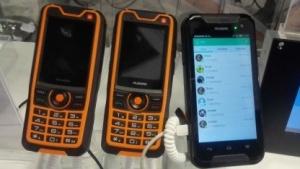 eLTE-Endgeräte für Zugpersonal von Huawei