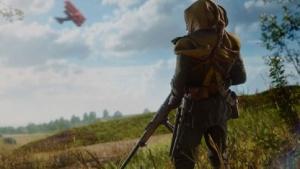 Battlefield 1 setzt auf Brieftauben.