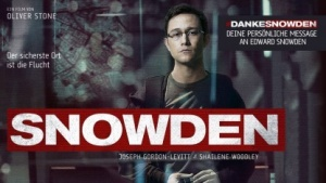 Snowden ist erneut im Kino.