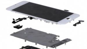 Das iPhone 7 in einer Explosionsdarstellung