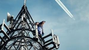 Antenne des European Aviation Network