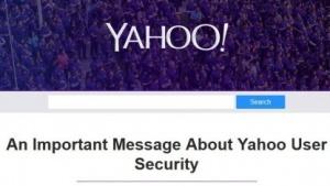 Yahoo warnte nach monatelangen Spekulationen seine Nutzer.