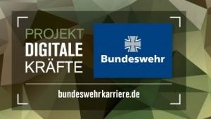 Die Bundeswehr sucht mit großem Nachdruck nach IT-Personal.