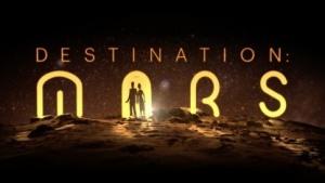 Destination Mars steht im Kennedy Space Center bereit.