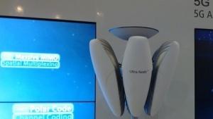 5G-Antenne bei Huawei