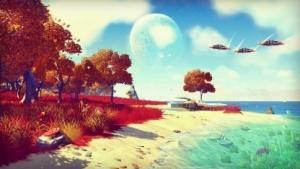Screenshot von No Man's Sky auf Steam