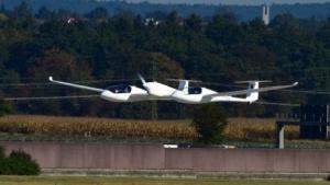 Brennstoffzellenflugzeug HY4: flexible und schnelle Alternative zu bestehenden Transportmitteln