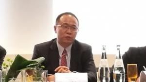 David Wang, President Network Solutions Huawei