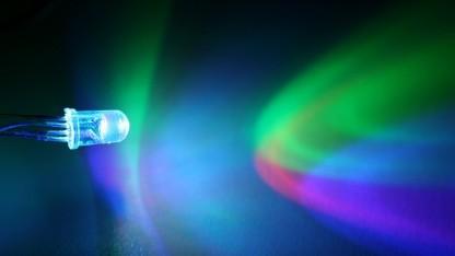 Das Spektrum des sichtbaren Lichts ist unlizenziert und frei nutzbar.