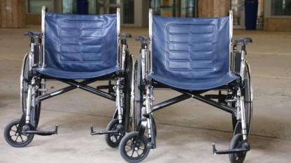 Rollstühle sollen automatisiert werden