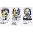 Nobelpreis: Physiknobelpreis für topologische Phasenübergänge