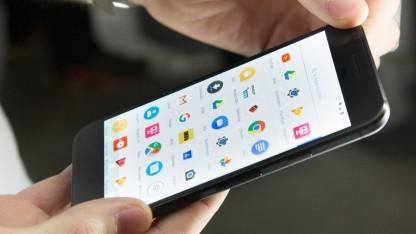 Instant Tethering gibt es auf Googles Pixel-Smartphone.