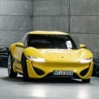 Quantino: Elektrosportwagen soll mit flüssigem Akku 1.200 km fahren