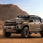 Kooperation mit GM: US-Armee baut Wasserstoff-Pickup