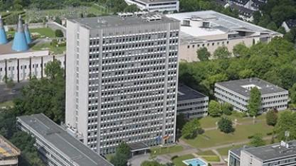 Die Zentrale der Bundesnetzagentur in Bonn