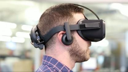 'Santa Cruz'-Prototyp eines neuen Oculus-VR-Headsets