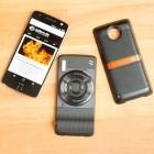 Moto Z und Moto Z Play im Test: So muss ein Smartphone mit Modulen aussehen!