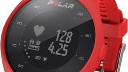 Die Polar M200 richtet sich vor allem an Läufer.