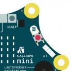 Calliope Mini: Mikrocontroller-Board für deutsche Schüler angekündigt