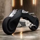 Vision Next 100: BMW will den Motorradhelm überflüssig machen