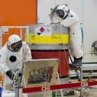 Masten Space Systems: Ungiftigerer Treibstoff für Raumschiffe und Satelliten