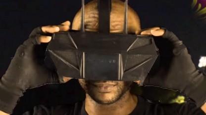 Das Headset von Modal VR ist kabellos und besonders leicht.