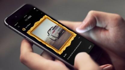 Rich Kids bietet auch eine App für iOS an.