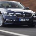 Assistenzsysteme: Neuer 5er BMW fährt ein bisschen automatisch