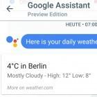 Marshmallow: Google Assistant läuft unter Android 6.0